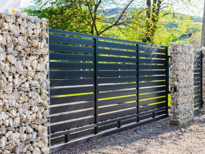 Portail Ou Barriere Sur Mesure Pour Votre Maison En Wallonie
